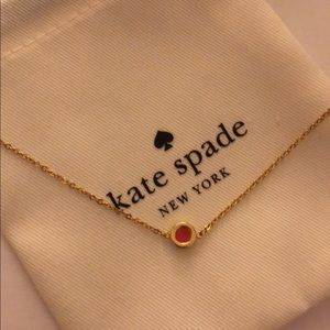 Kate Spade statement Necklace😍